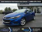 2017 Chevrolet Cruze LT in Plessisville, Quebec