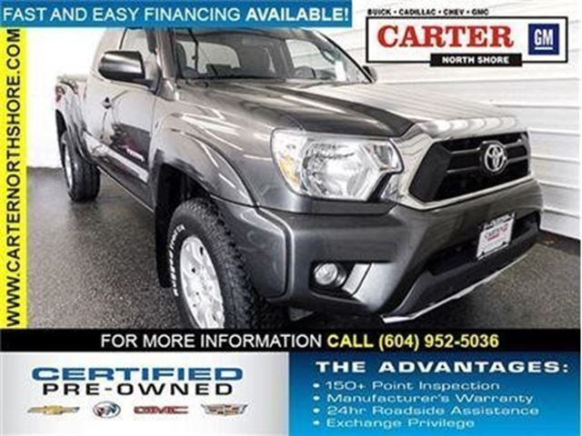 2015 TOYOTA TACOMA           in North Vancouver, British Columbia
