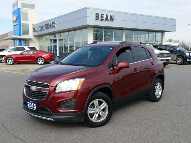 2015 Chevrolet Trax LT in Carleton Place, Ontario