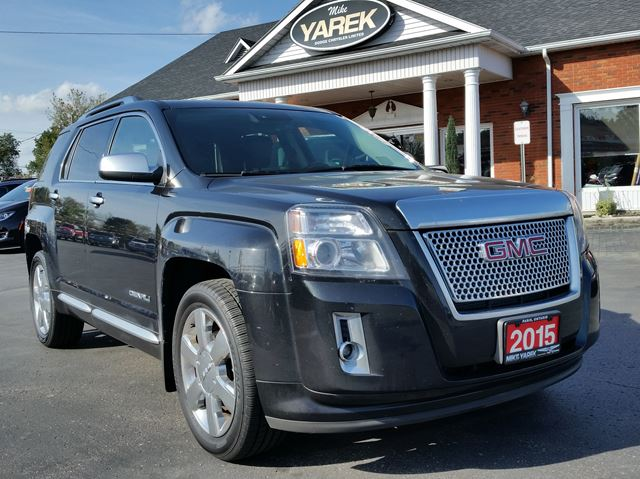 2015 GMC TERRAIN Denali AWD in Paris, Ontario