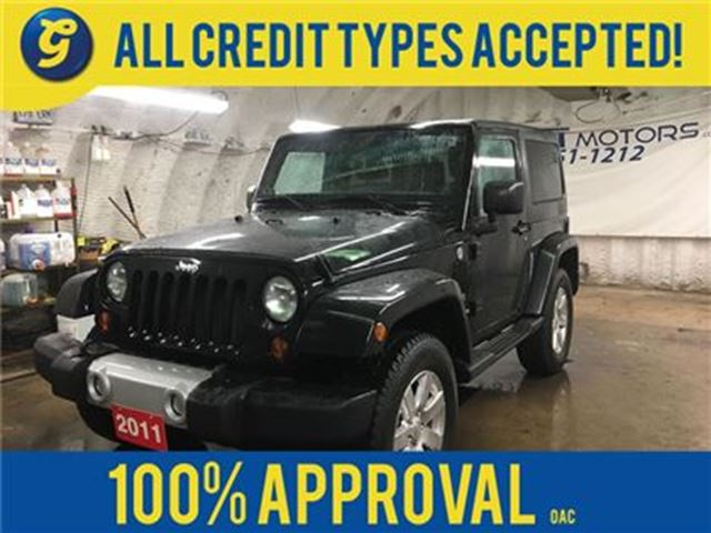 2011 JEEP WRANGLER Jeep 70th Anniversary*KEYLESS ENTRY w/REMOTE START in Cambridge, Ontario