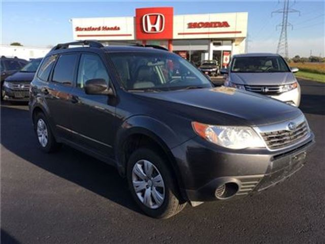 2010 SUBARU FORESTER X Sport in Stratford, Ontario