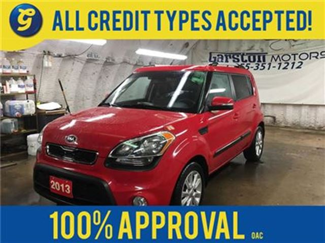 2013 KIA SOUL 2U*PHONE CONNECT*HEATED FRONT SEATS*KEYLESS ENTRY* in Cambridge, Ontario