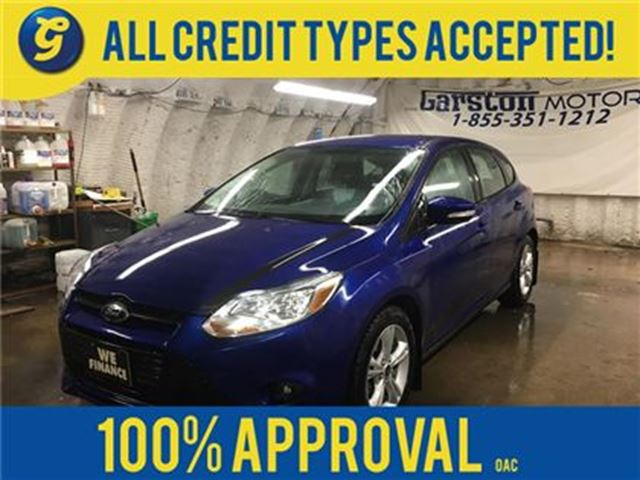2012 FORD FOCUS SE*HEATED FRONT SEATS*MICROSOFT SYNC PHONE CONNECT in Cambridge, Ontario