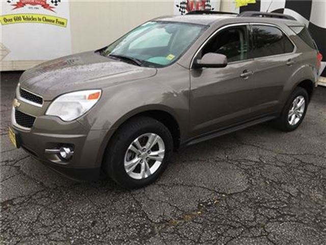 2011 CHEVROLET EQUINOX 1LT, Automatic, Steering Wheel Controls, AWD in Burlington, Ontario