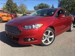 2015 Ford Fusion SE NAVIGATION BIG MAGS SPOILER BACK UP CAMERA in St Catharines, Ontario