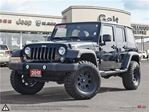 2017 Jeep Wrangler Unlimited SPORT   ALLOYS   SOFT-TOP   JUST TRADED in Cambridge, Ontario