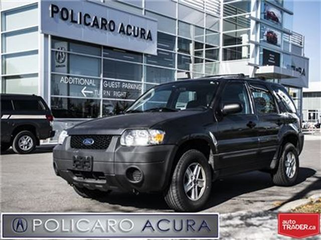 2005 FORD Escape XLS 4Dr 2WD 4cy in Brampton, Ontario