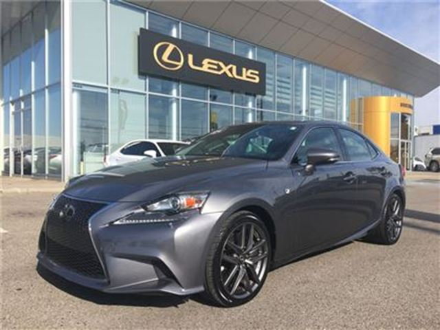 2014 LEXUS IS 350 - in Brampton, Ontario