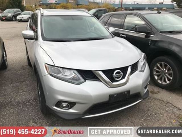 2015 NISSAN ROGUE SL AWD in London, Ontario
