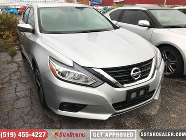 2017 NISSAN ALTIMA 2.5 SV in London, Ontario