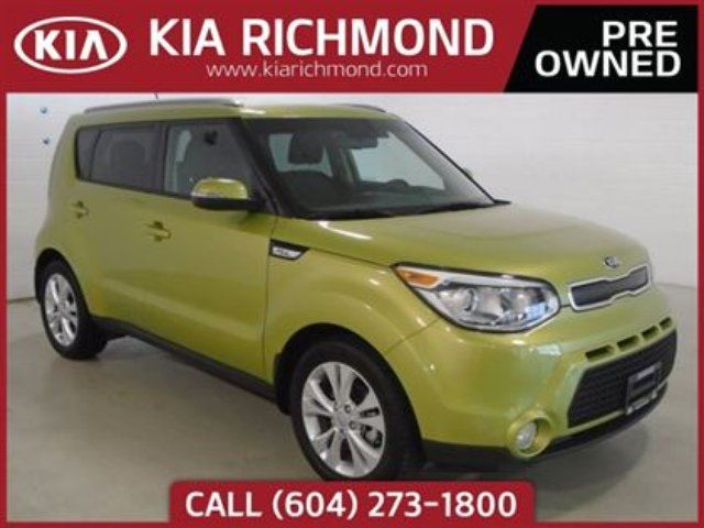 2014 KIA SOUL EX+ in Richmond, British Columbia