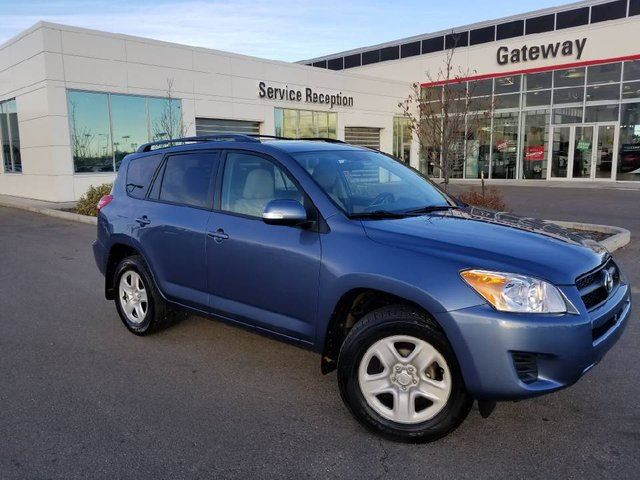 2012 TOYOTA RAV4 Base Power Windows, Door Locks, Mirrors and Sunroof in Edmonton, Alberta