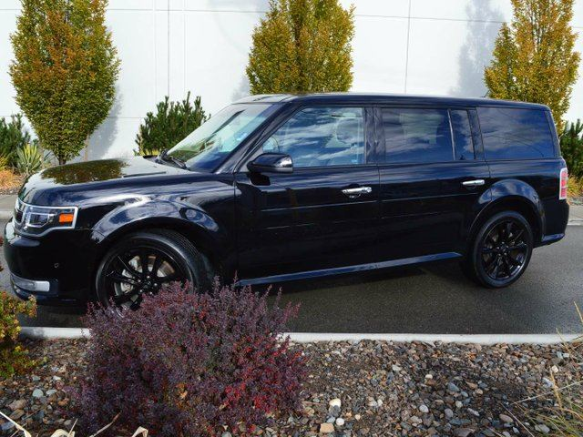2017 FORD FLEX Limited 4dr All-wheel Drive in Kamloops, British Columbia