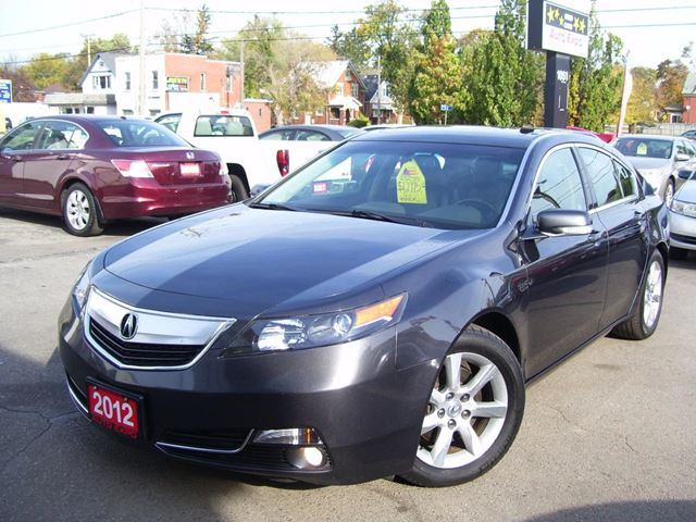 2012 ACURA TL w/Tech Pkg in Kitchener, Ontario