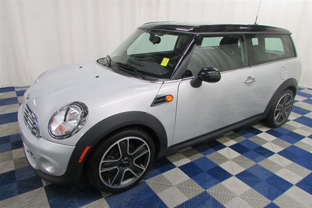 2011 MINI COOPER ACCIDENT FREE/SUNROOF/HTD SEATS/BLUETOOTH in Winnipeg, Manitoba