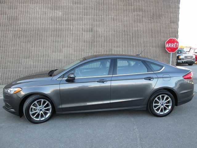 2017 Ford Fusion SE in Gatineau, Quebec