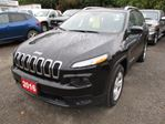 2016 Jeep Cherokee POWER EQUIPPED SPORT EDITION 5 PASSENGER 2.4L - in Bradford, Ontario