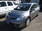 2009 Nissan Versa POWER EQUIPPED HATCH MODEL 1.8L - 4 CYL.. CLOTH in Bradford, Ontario
