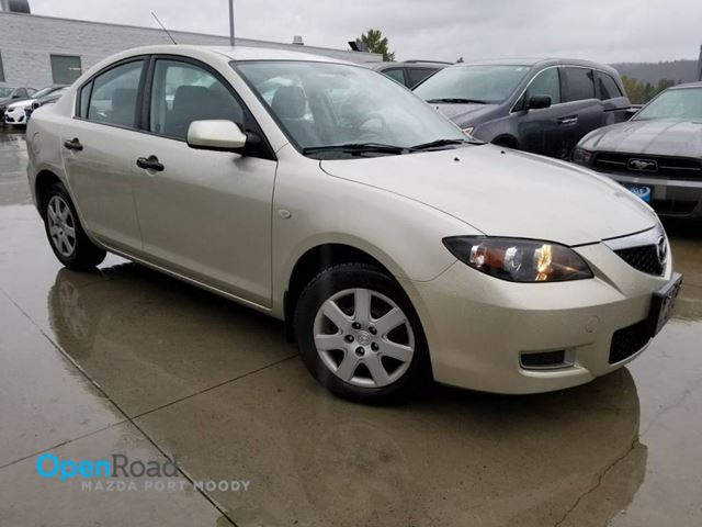 2007 MAZDA MAZDA3 GX in Port Moody, British Columbia