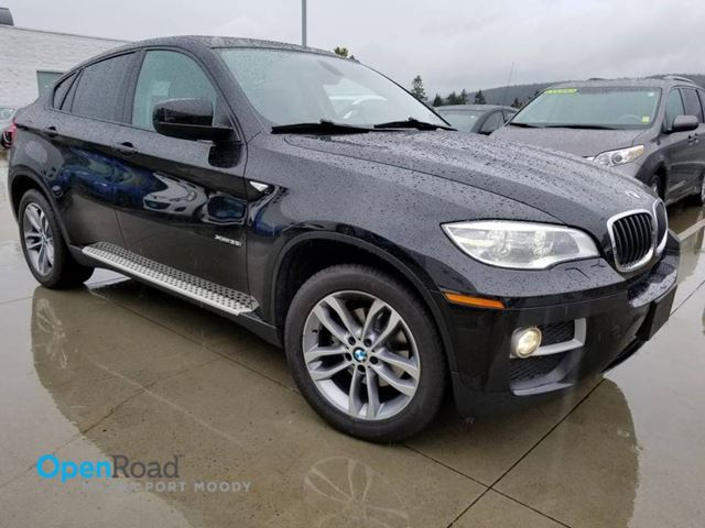 2013 BMW X6 35i A/T xDrive No Accident Local Bleutooth USB  in Port Moody, British Columbia
