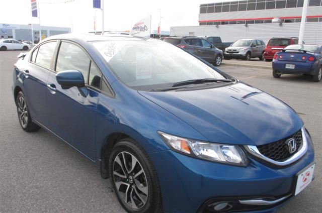 2015 Honda Civic Sedan EX CVT in Kanata, Ontario