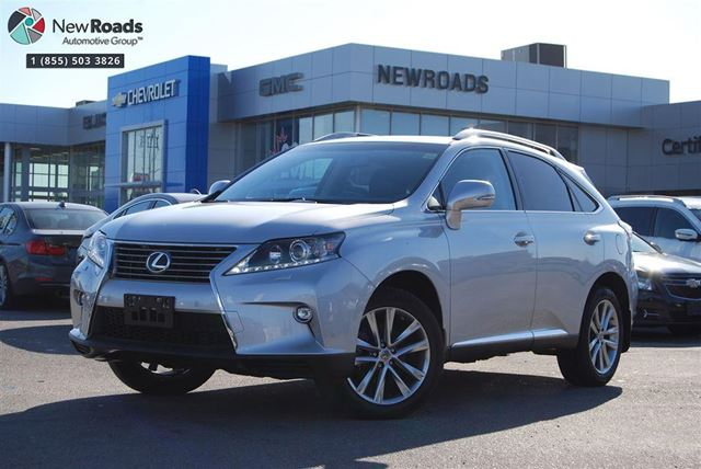 2015 LEXUS RX 350 ULTRA PREMIUM, NAV, BSM, ONE OWNER, NO ACCIDENT in Newmarket, Ontario