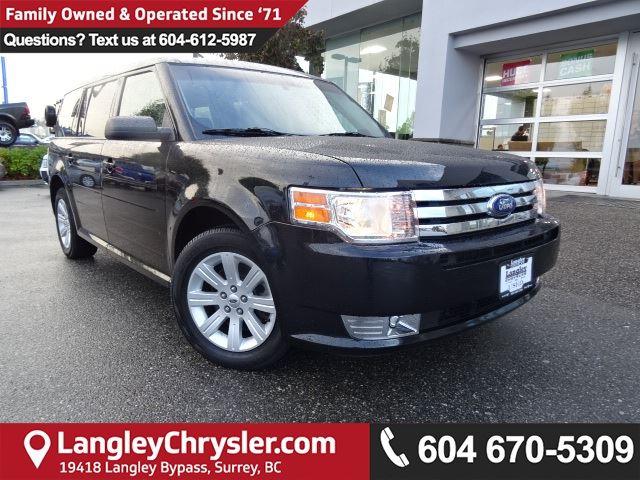 2011 FORD FLEX SE *LOCALLY OWNED*DEALER INSPECTED* in Surrey, British Columbia