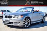 2009 BMW 1 Series 128i Convertible Power Top Bluetooth Heated Front seats Pwr Windows Pwr Locks 17Alloy Rims in Bolton, Ontario