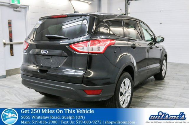 2014 ford escape s suv one owner cruise control power package keyless entry air. Black Bedroom Furniture Sets. Home Design Ideas