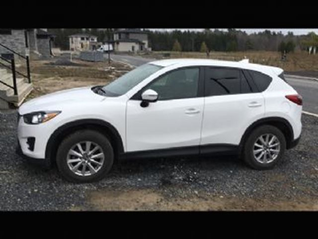 2016 MAZDA CX-5 GX Front-Wheel Drive in Mississauga, Ontario