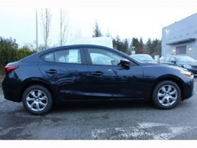 2017 MAZDA MAZDA3 4dr Sdn Man GX ~Just $127.98+hst B/W~ in Mississauga, Ontario