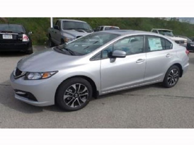 2015 HONDA CIVIC EX CVT, Remote Starter, Excess Wear Protection !! in Mississauga, Ontario