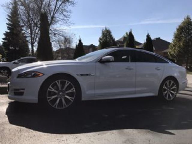 2016 JAGUAR XJ SERIES XJ           in Mississauga, Ontario
