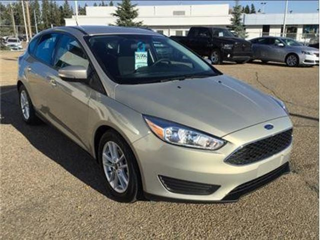2015 FORD FOCUS SE in Wetaskiwin, Alberta