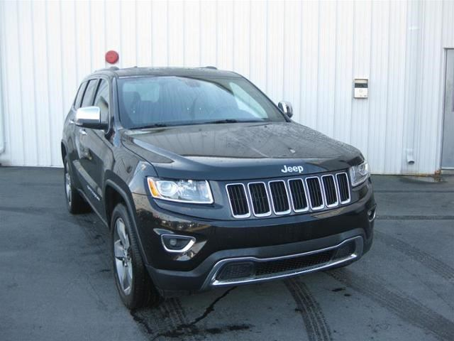 2016 JEEP GRAND CHEROKEE Limited in Carbonear, Newfoundland And Labrador