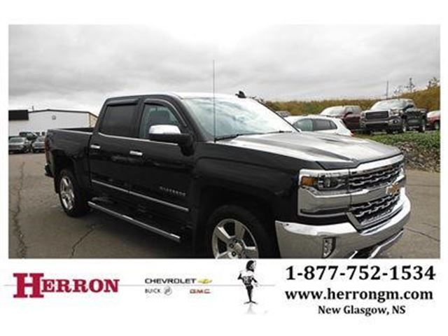 2016 CHEVROLET SILVERADO 1500 LTZ in New Glasgow, Nova Scotia