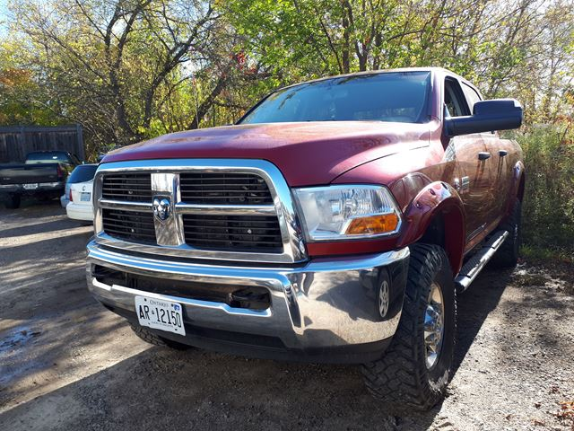 2010 Dodge RAM 2500           in Keswick, Ontario