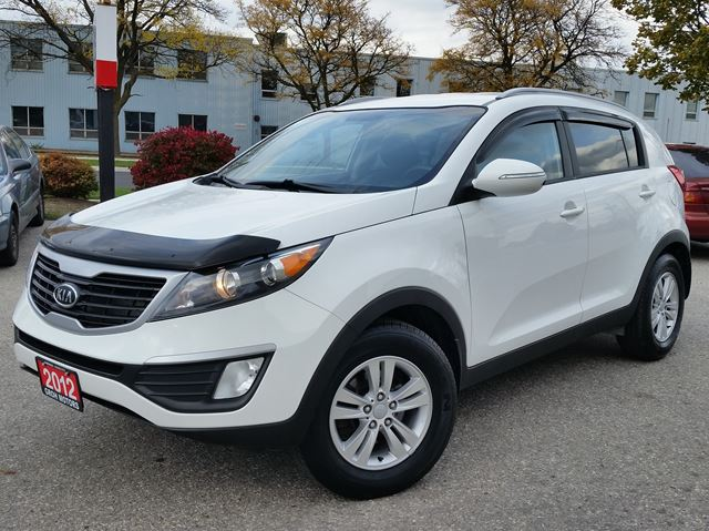 2012 KIA SPORTAGE LX FWD in Cambridge, Ontario