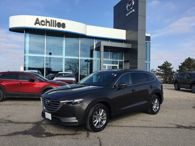 2017 MAZDA CX-9 GS-L in Milton, Ontario