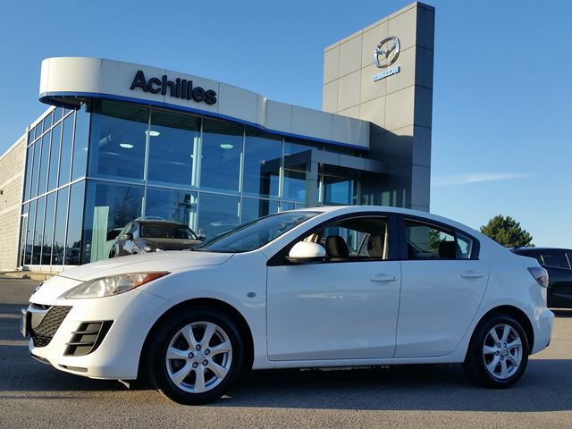 2010 MAZDA MAZDA3 *AS-IS* GS, Manual, 2.0L in Milton, Ontario