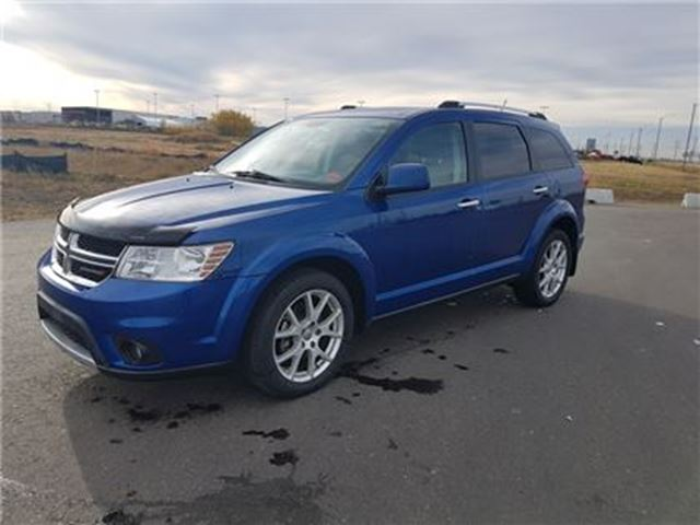 2015 DODGE JOURNEY R/T 5YR/100KM GOLD PAN EXT WARR NAV SUNROOF RR CAM in Sherwood Park, Alberta