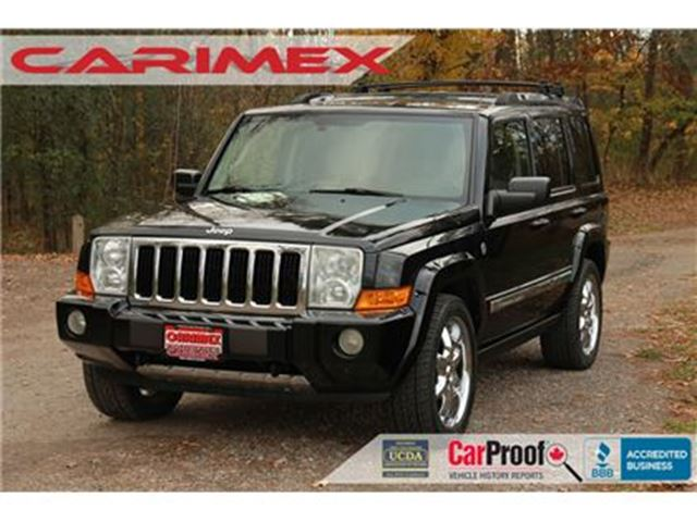 2006 JEEP COMMANDER Limited in Kitchener, Ontario