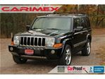 2006 Jeep Commander Limited 7-Passenger   4x4   DVD in Kitchener, Ontario