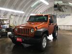 2011 Jeep Wrangler Sport 4WD*CRUISE CONTROL*TRACTION CONTROL*FOG LIGH in Cambridge, Ontario
