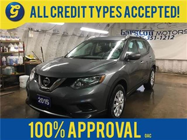 2015 NISSAN ROGUE SV*AWD*PHONE CONNECT*BACK UP CAMERA*TRACTION CONTR in Cambridge, Ontario
