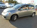 2011 Nissan Versa 5dr HB  AUTO  1.8 SL *Ltd Avail* AUX IPOD NO ACCID in Oakville, Ontario