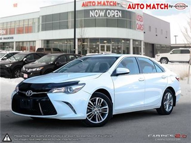 2015 Toyota Camry SE in Barrie, Ontario