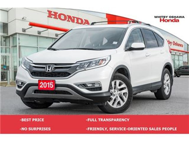 2015 HONDA CR-V EX (AT) in Whitby, Ontario