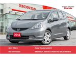 2014 Honda Fit LX (AT) in Whitby, Ontario